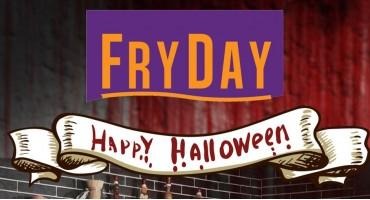 Happy Halloween в ресторане FryDay